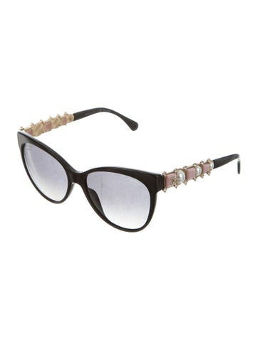 Bijou Cat-Eye Sunglasses w/ Tags