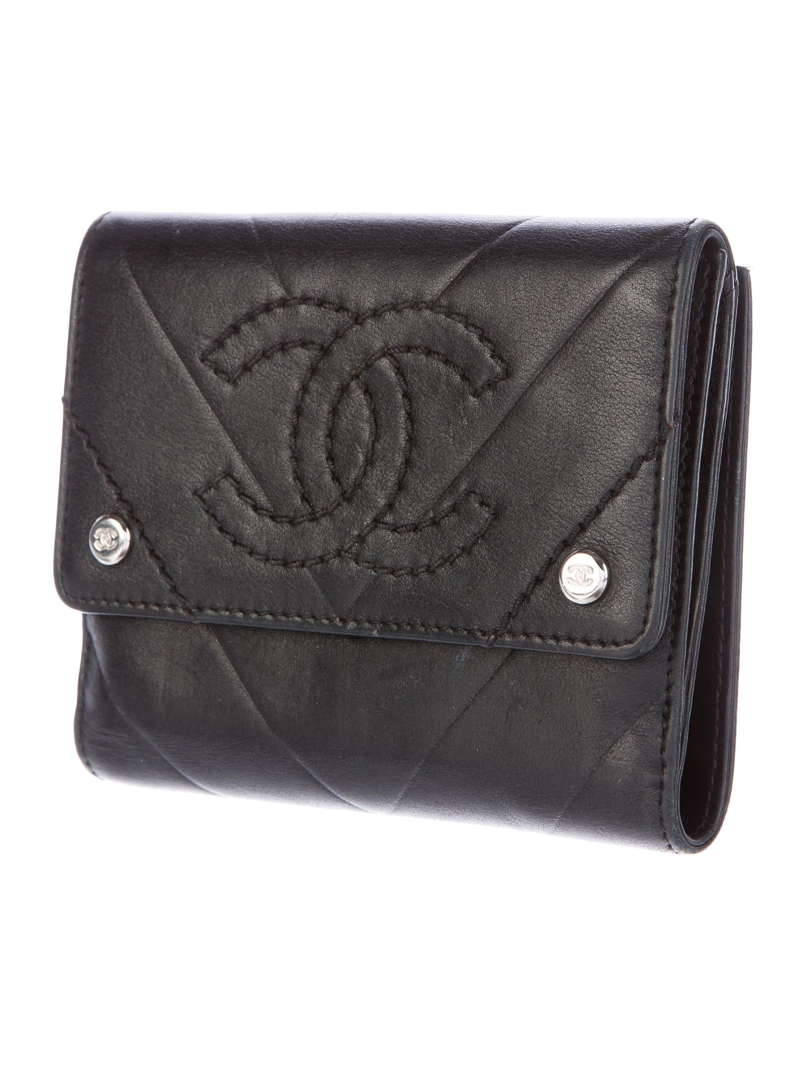 Chanel All Day Long French Purse - Accessories - CHA156366 ...