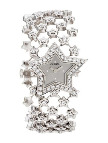 Chanel Poussière d'Étoile Comète Watch