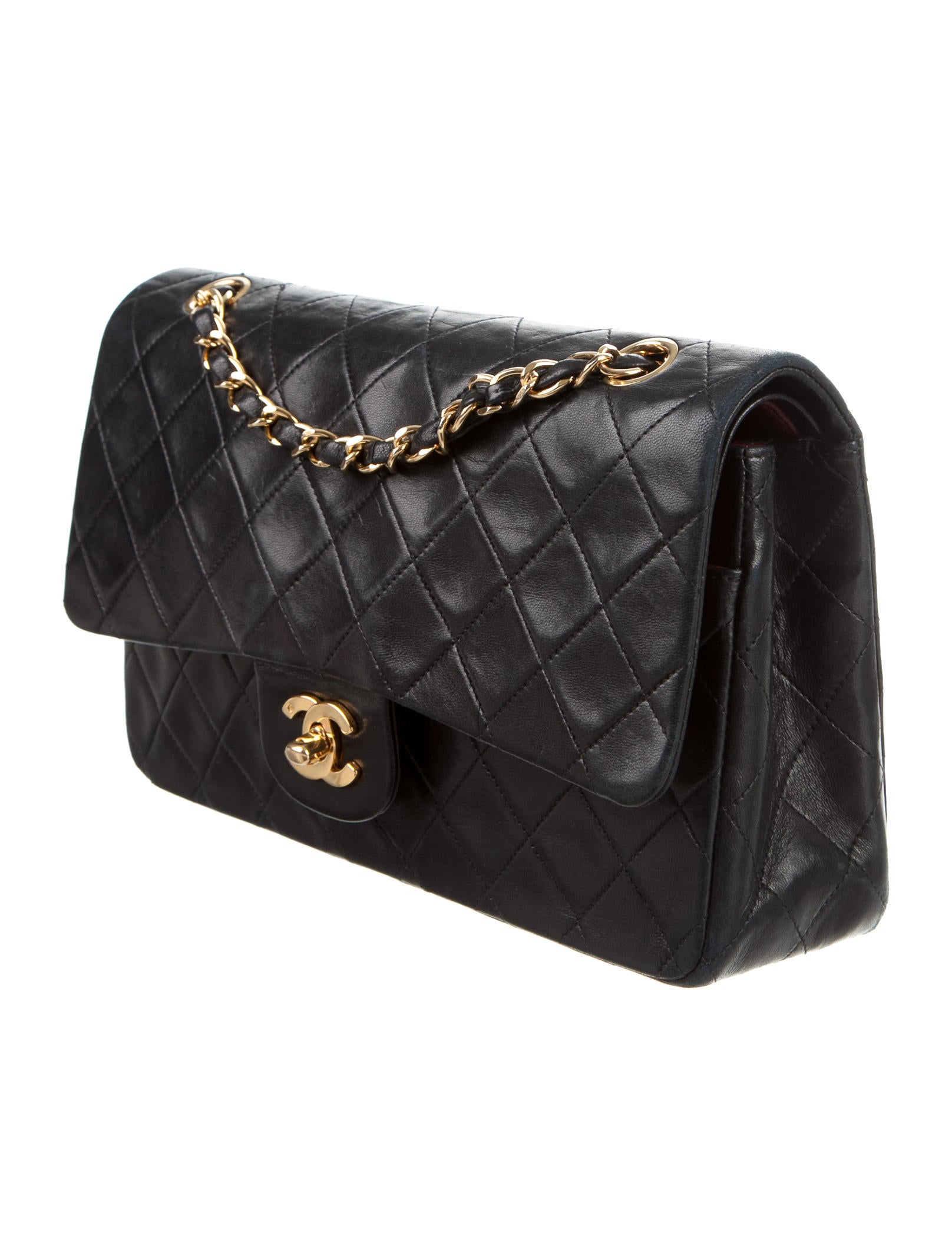 21ff270a16bae8 Chanel Classic Double Flap Bag | Stanford Center for Opportunity ...