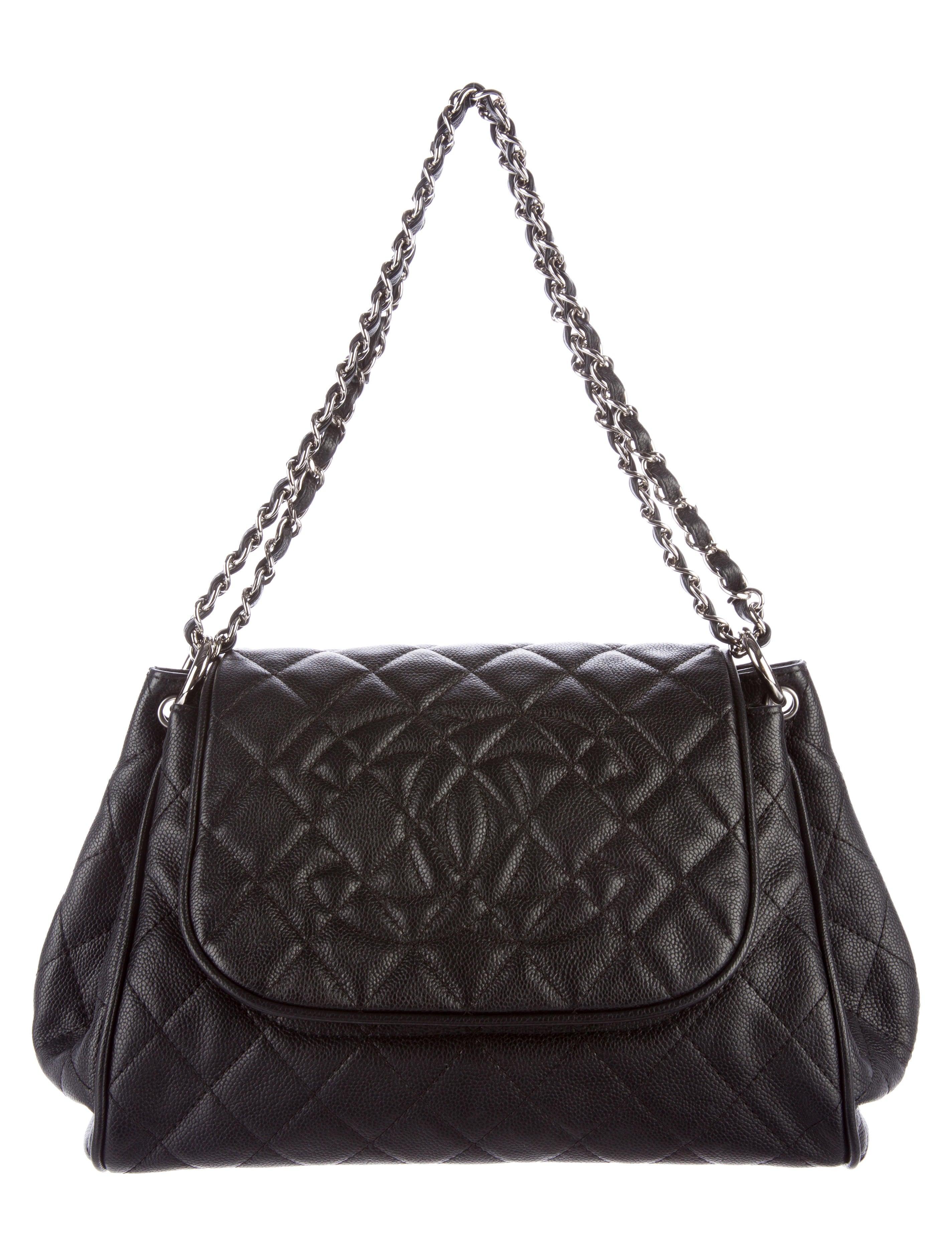 Chanel Timeless Accordion Flap Bag - Handbags