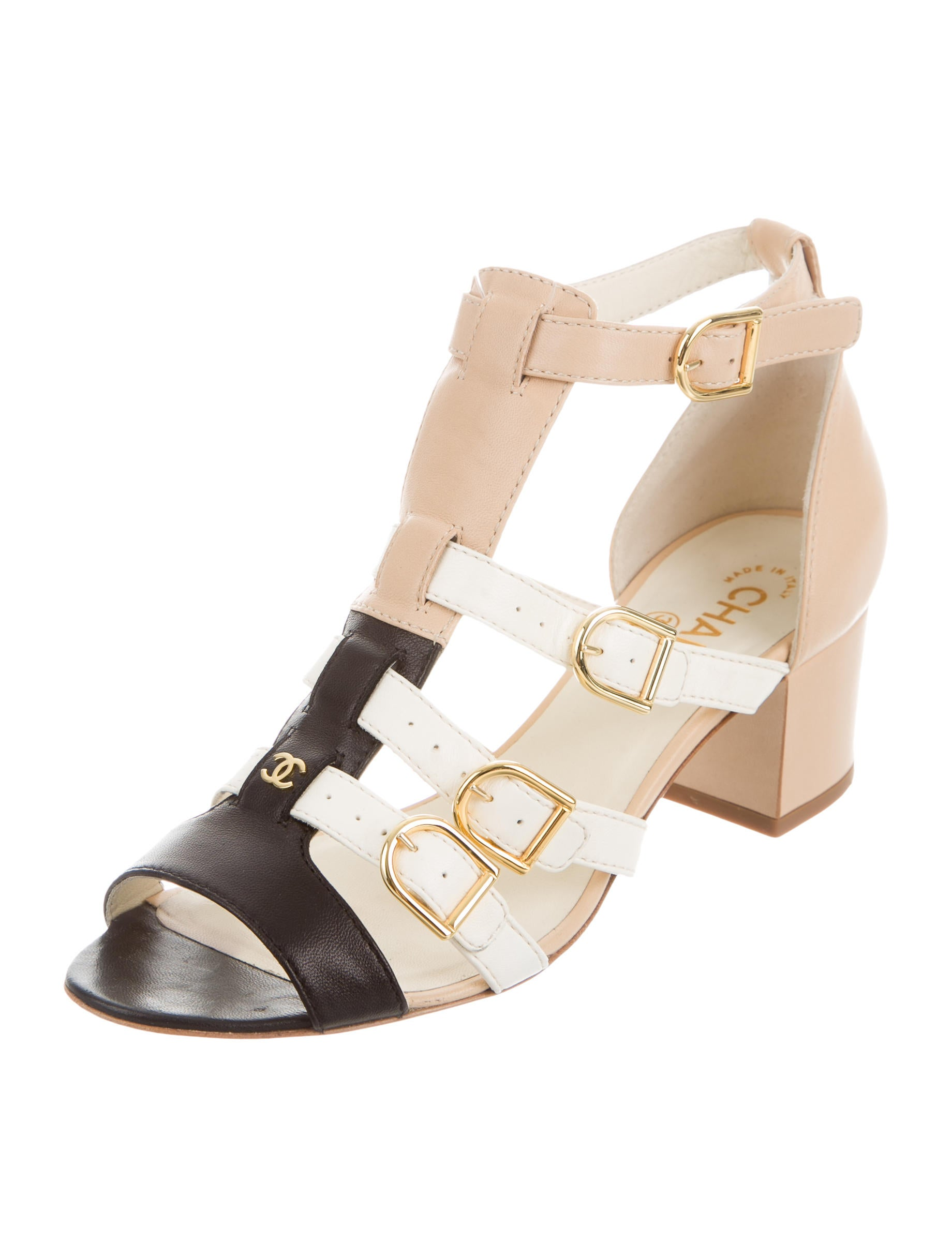 Perfect Chanel Sandals  Shoes  CHA59092  The RealReal