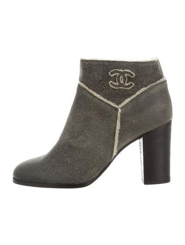 CC Ankle Boots