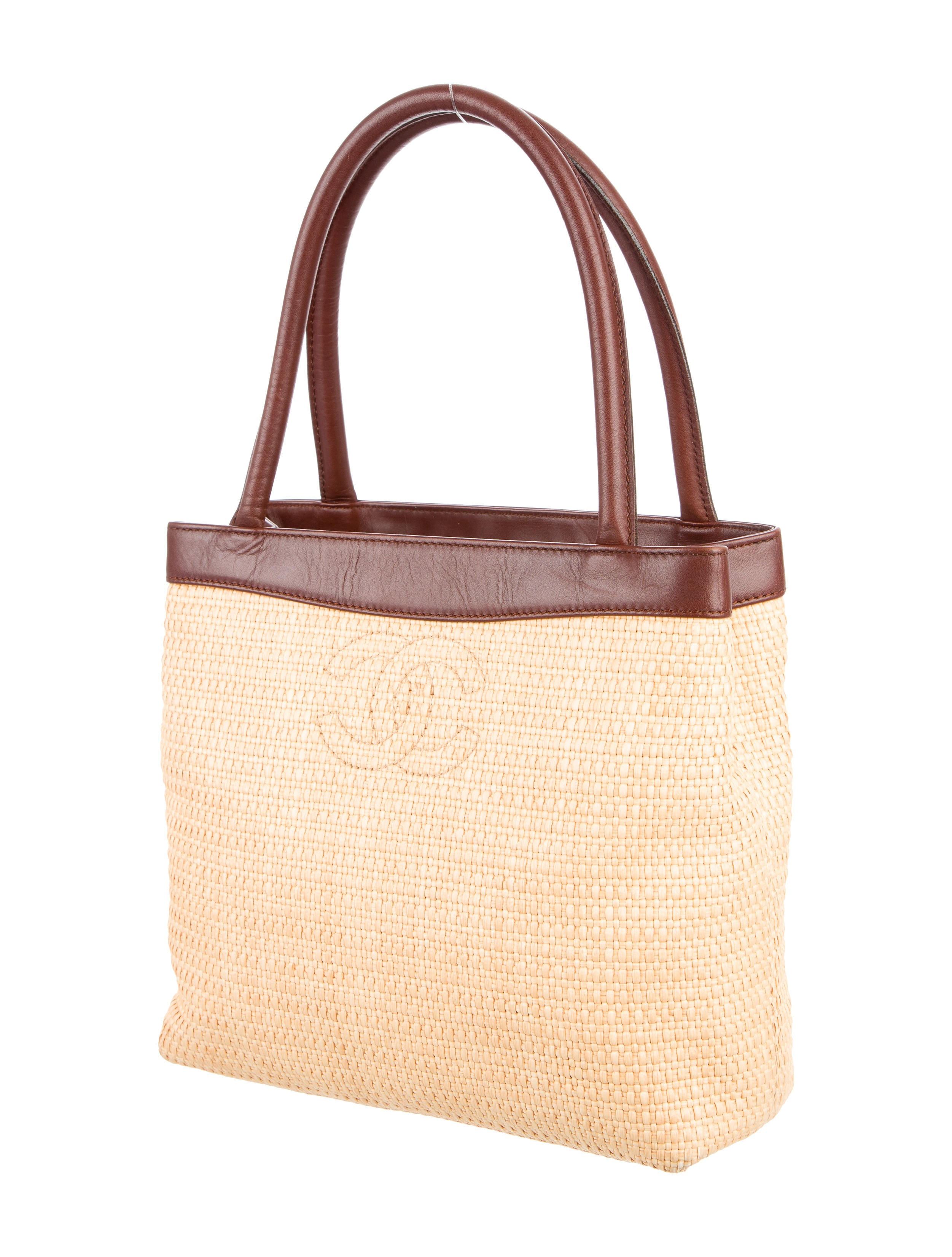 Product - E-collection Straw Tote with Mat Green, • Made of % cotton canvas and straw • Great for a picnic in the park or a day at the beach • Spacious earth friendly tote • Outside pocket for accessories.