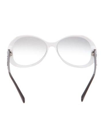 Round CC Sunglasses