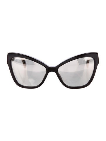 CC Cat Eye Sunglasses