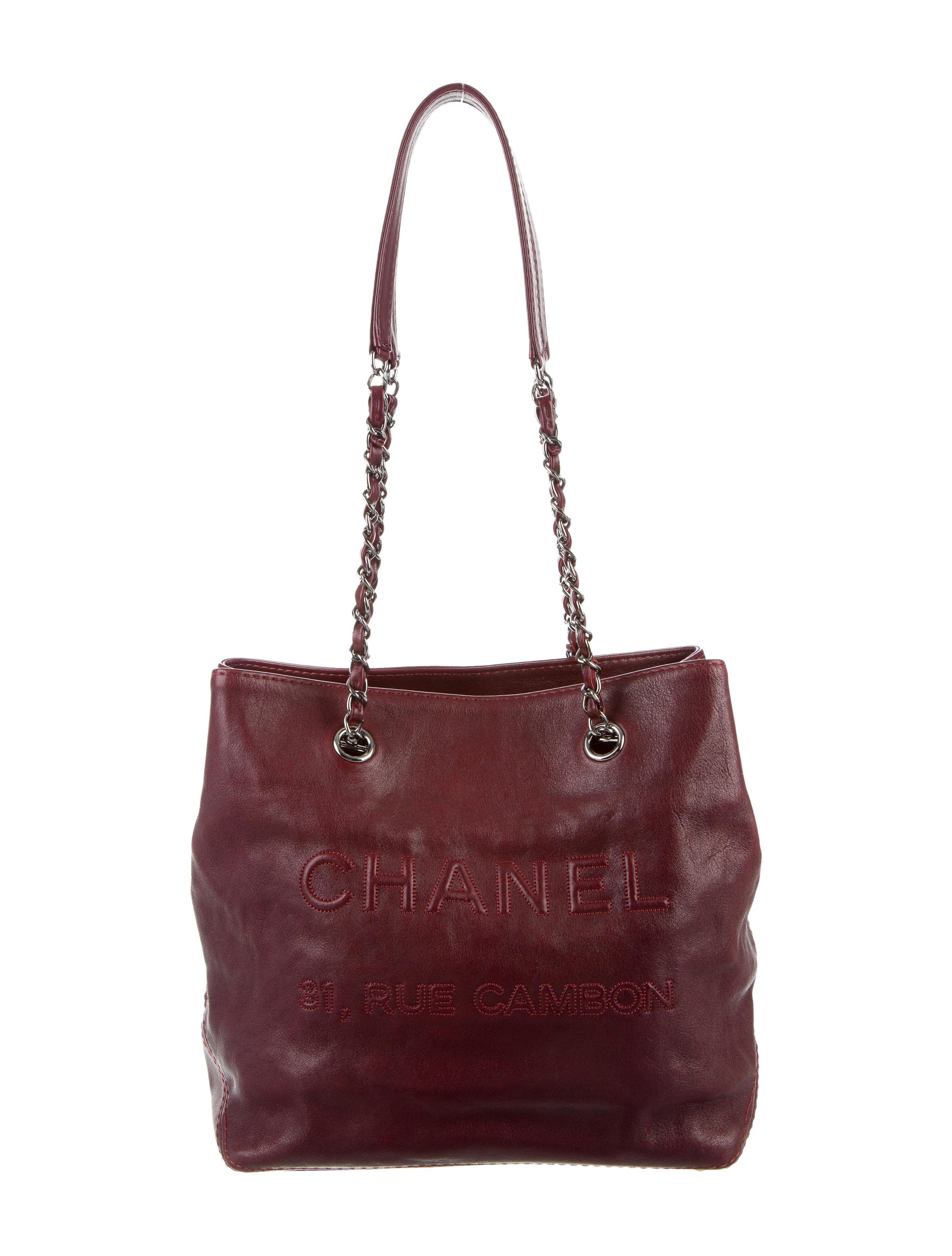 Chanel 31 Rue Cambon Chain Bag Handbags Cha160494