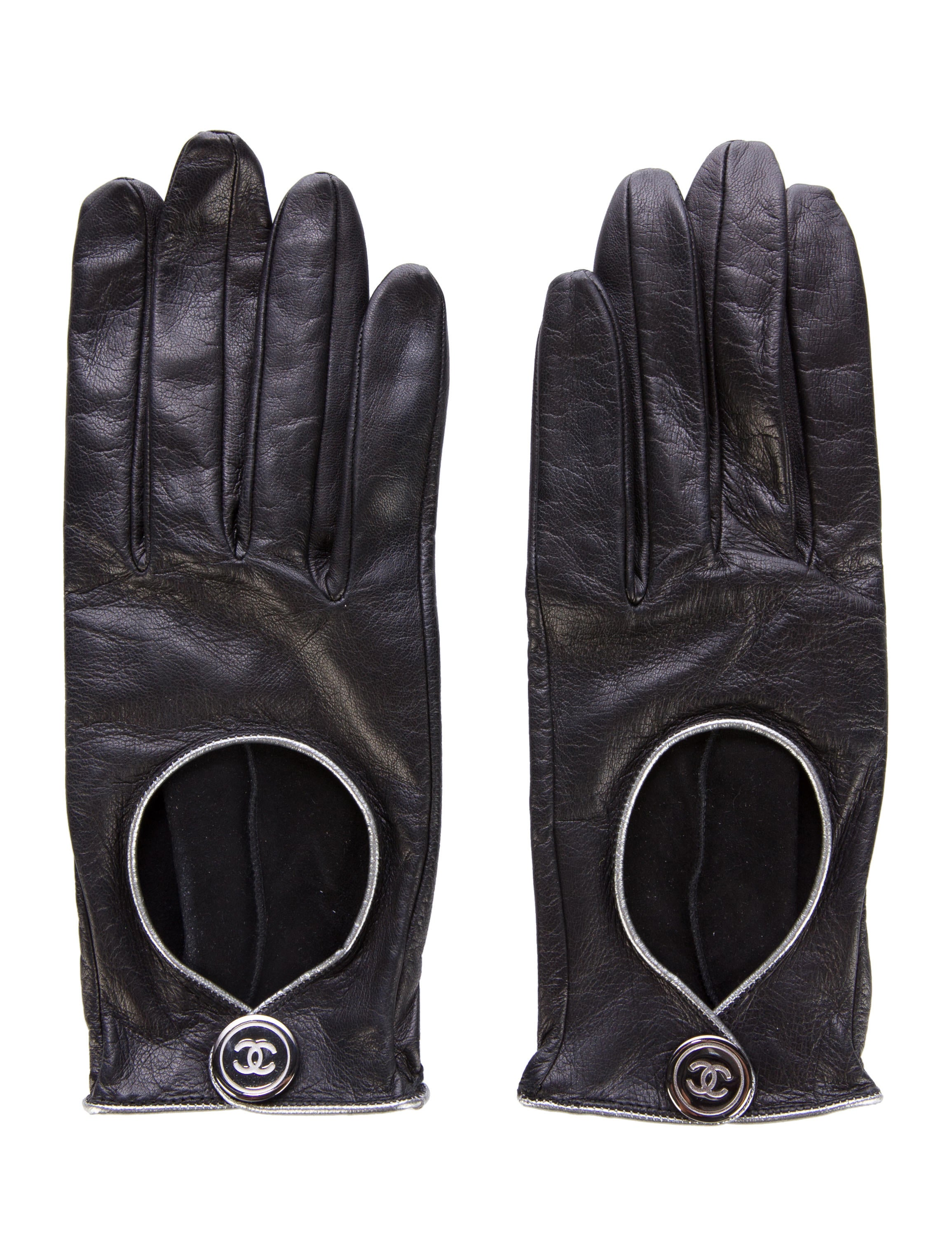 Chanel Lambskin Gloves - Accessories - CHA160635 | The ...
