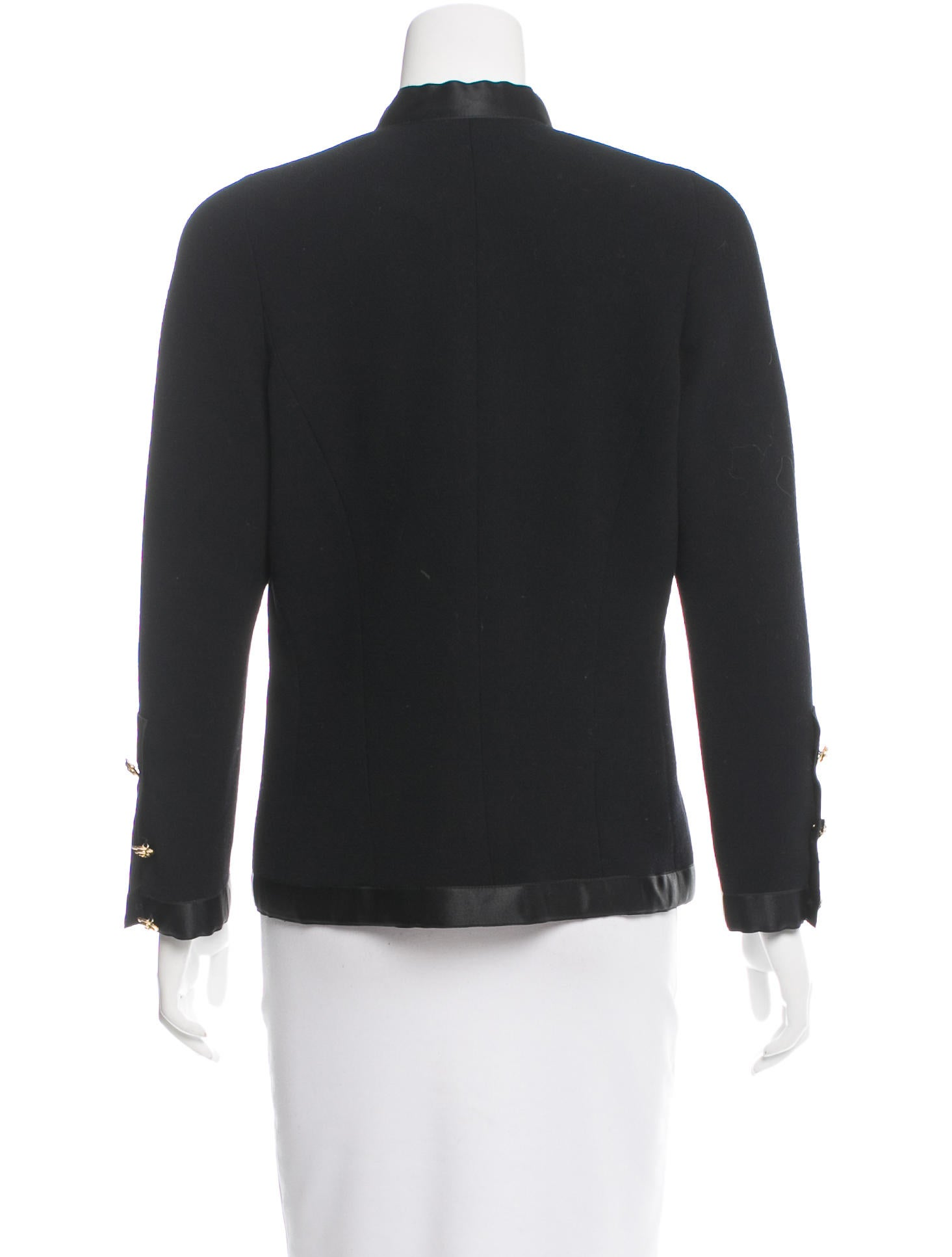 Find black fitted jacket at ShopStyle. Shop the latest collection of black fitted jacket from the most popular stores - all in one place.