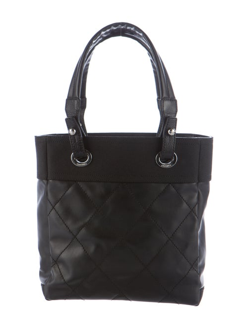 dd1367cade0d Chanel Paris-Biarritz Small Tote - Handbags - CHA160772   The RealReal