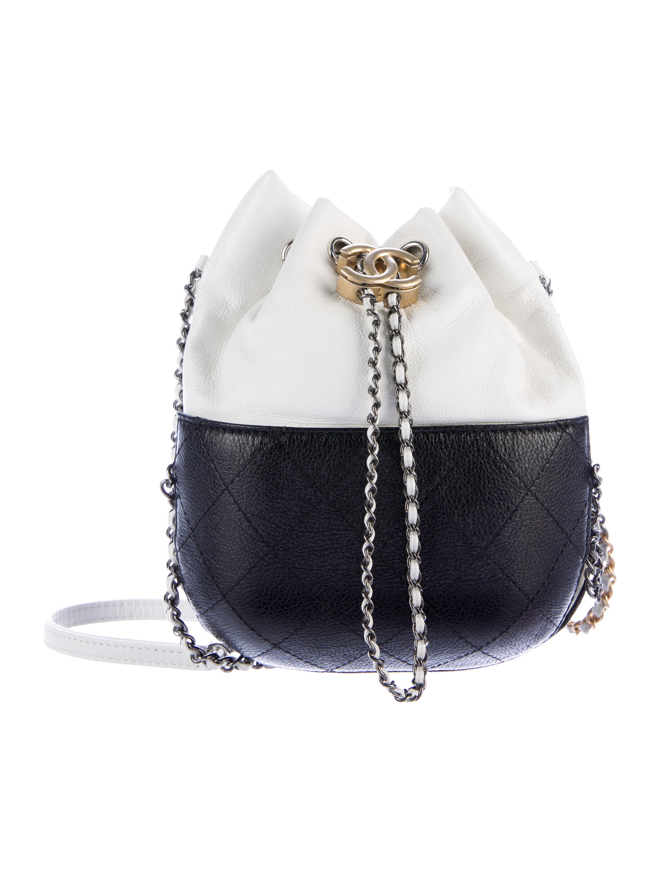 Chanel Summer 2017 Calfskin Gabrielle Bucket Bag - Handbags ... a543e5f5cd3ad