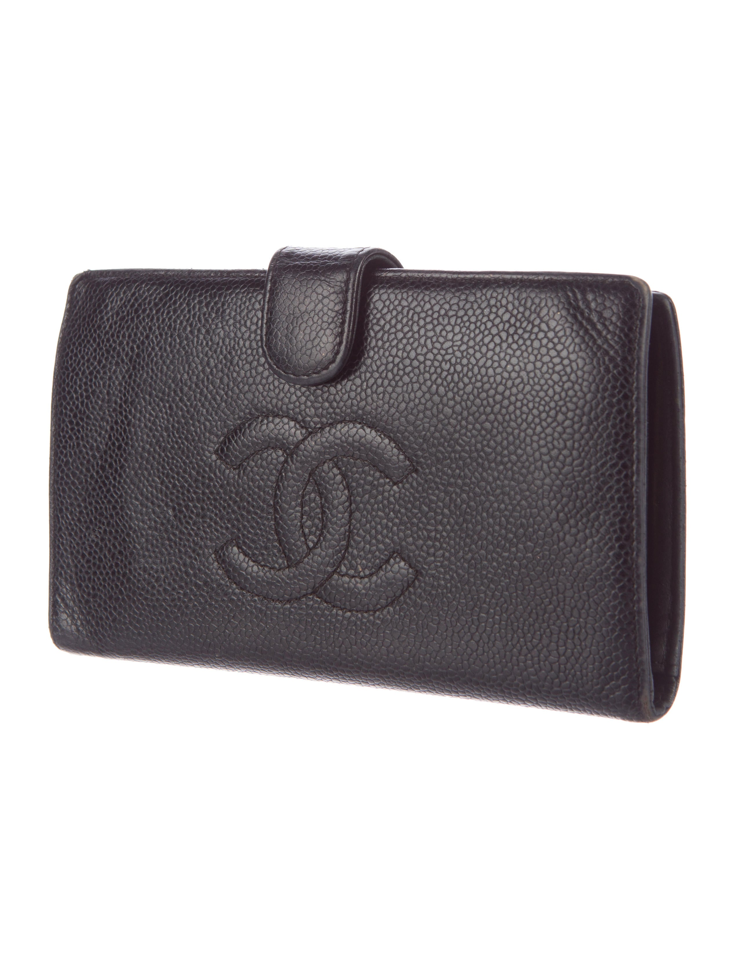 bbc9de011898 Chanel Timeless French Purse Wallet | Stanford Center for ...