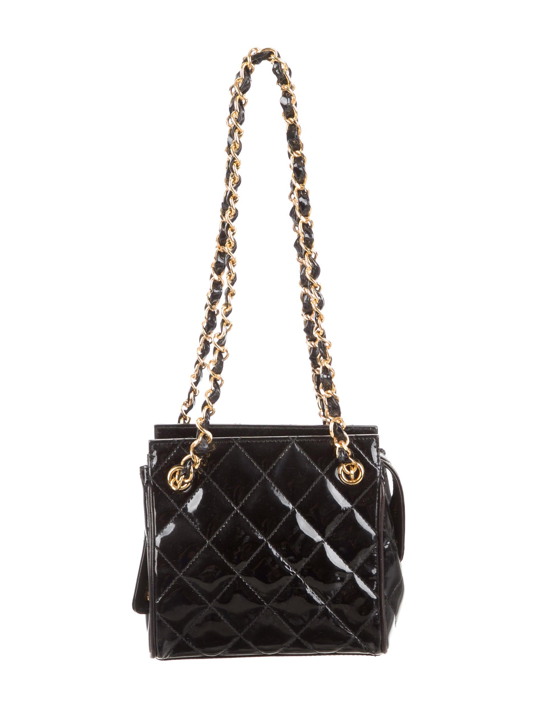 c28bb2fc5df4 Small Chanel Shoulder Bag. Chanel Small Surpique Shoulder Bag - Handbags ...