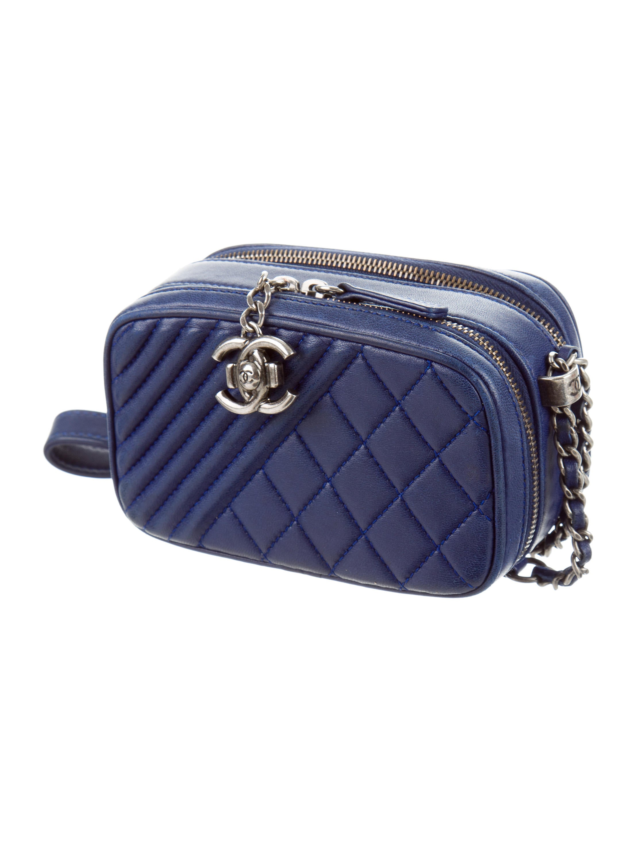 Chanel Mini Coco Boy Camera Crossbody Bag