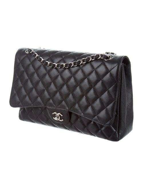 Chanel Classic Maxi Single Flap Bag - Handbags - CHA163466 ...