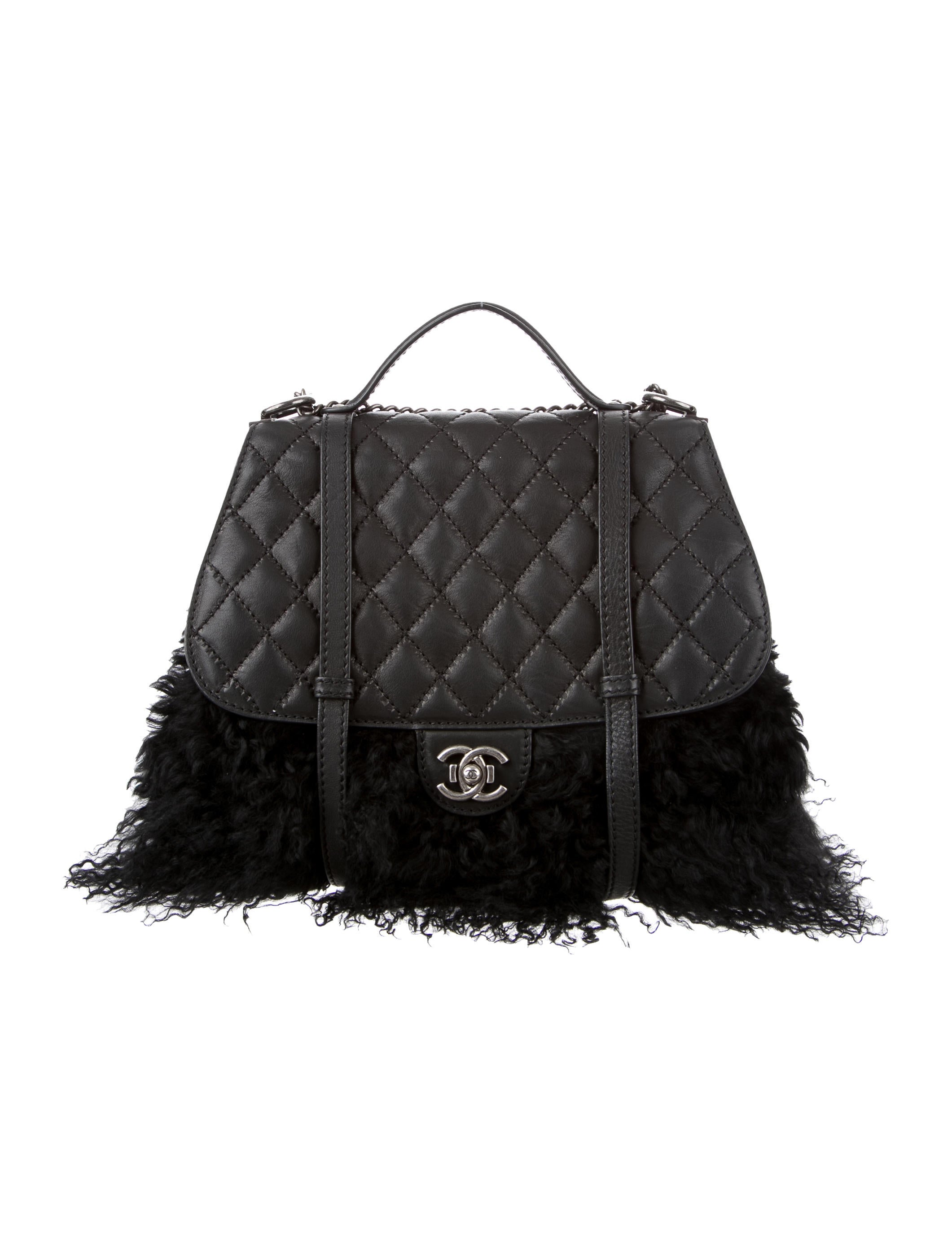 618536a86549 Chanel Flap Bag Fur Collection | Stanford Center for Opportunity ...