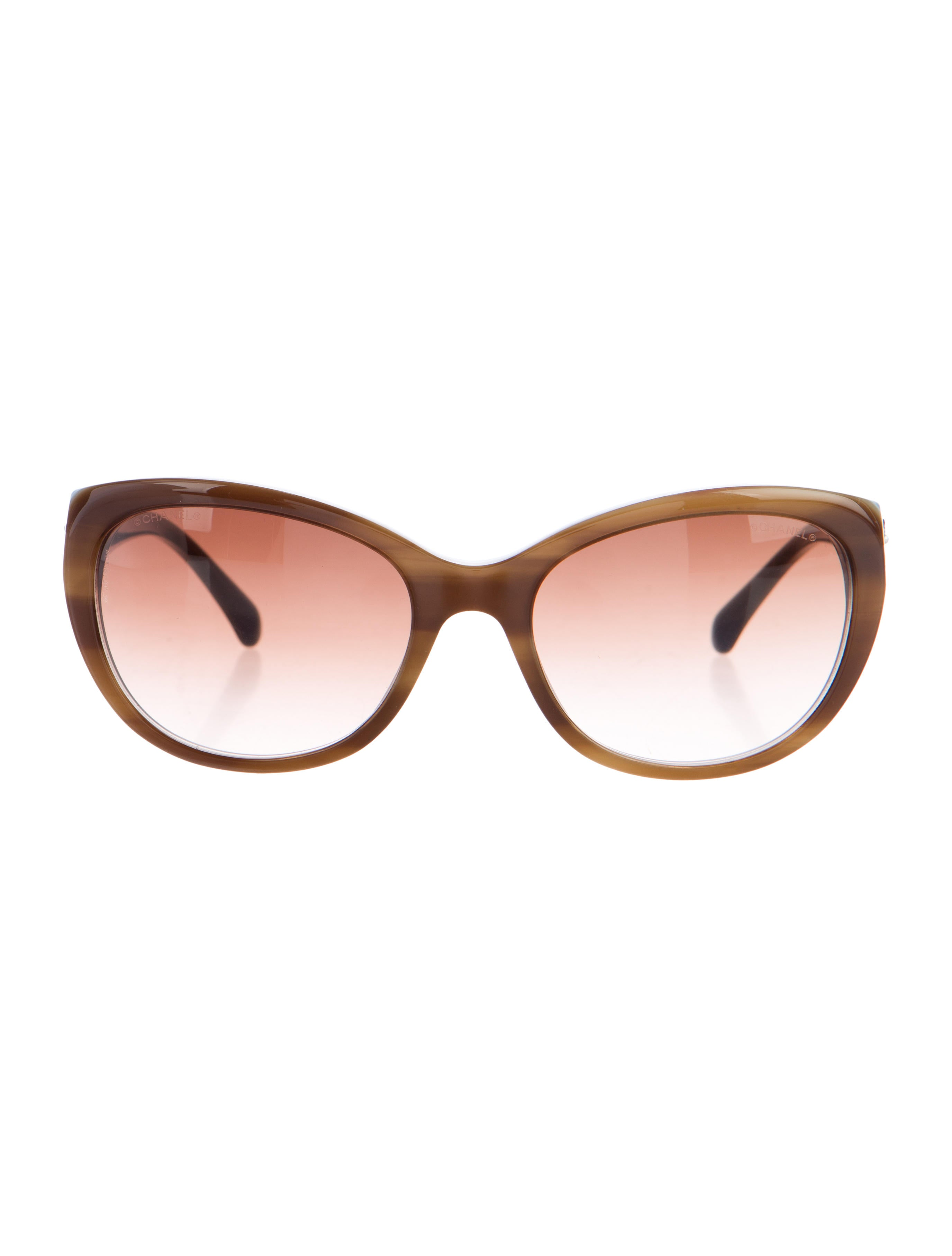 29587cc1963c Chanel Cat Eye Sunglasses Saks