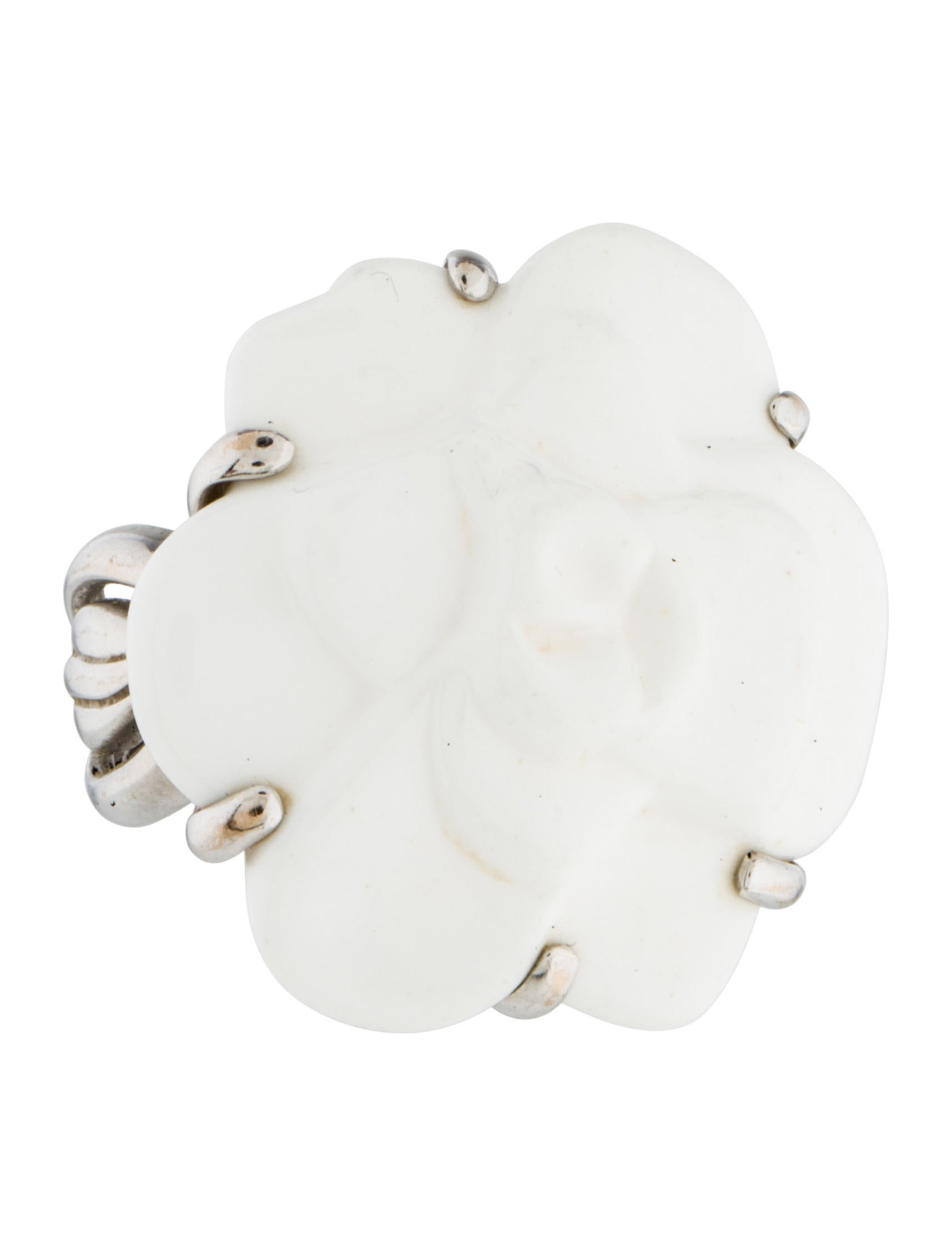 chanel rings i store en global introduce camellia ring market inc purpose this jewelry rakuten item