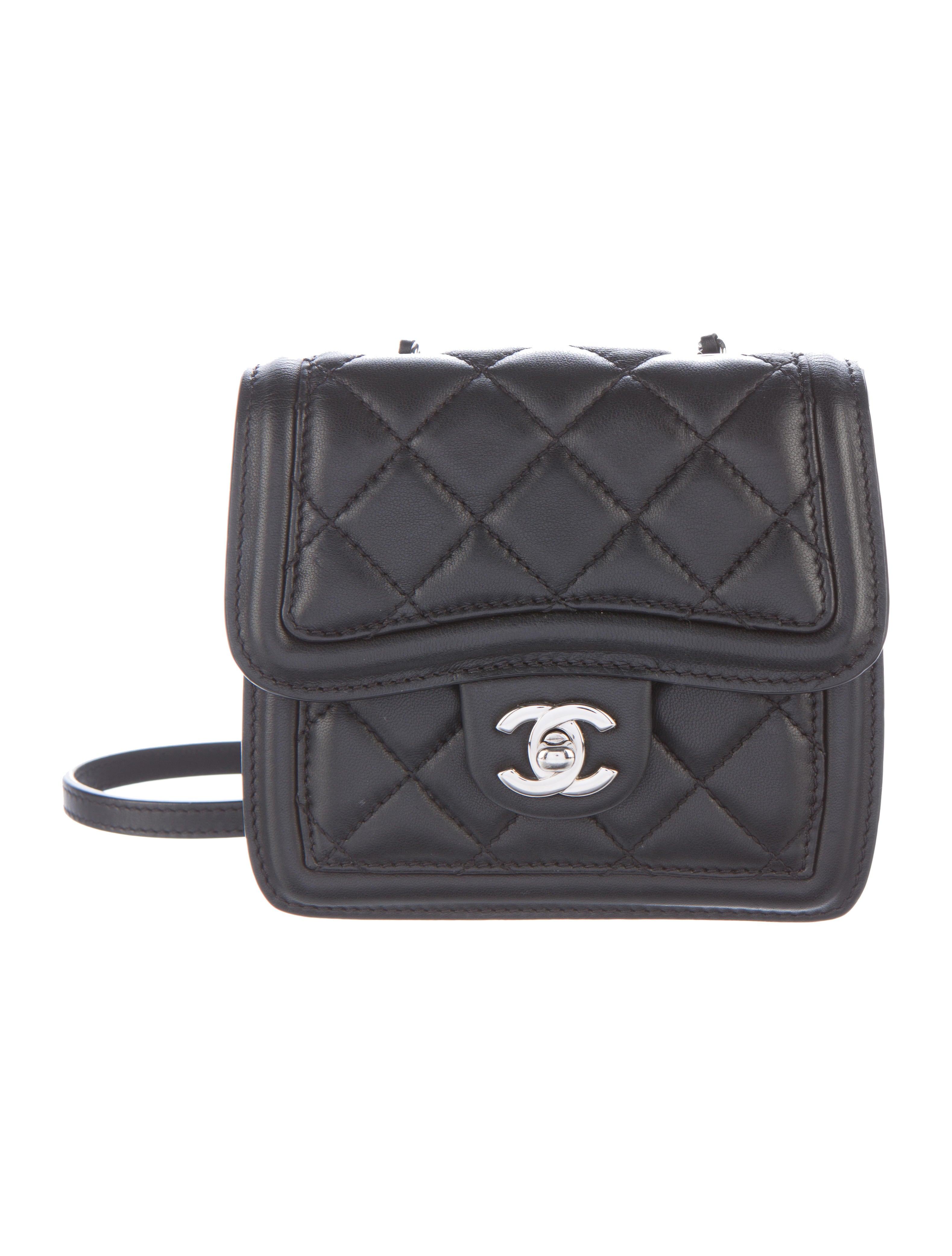 chanel 2013 graphic accordion mini flap bag handbags