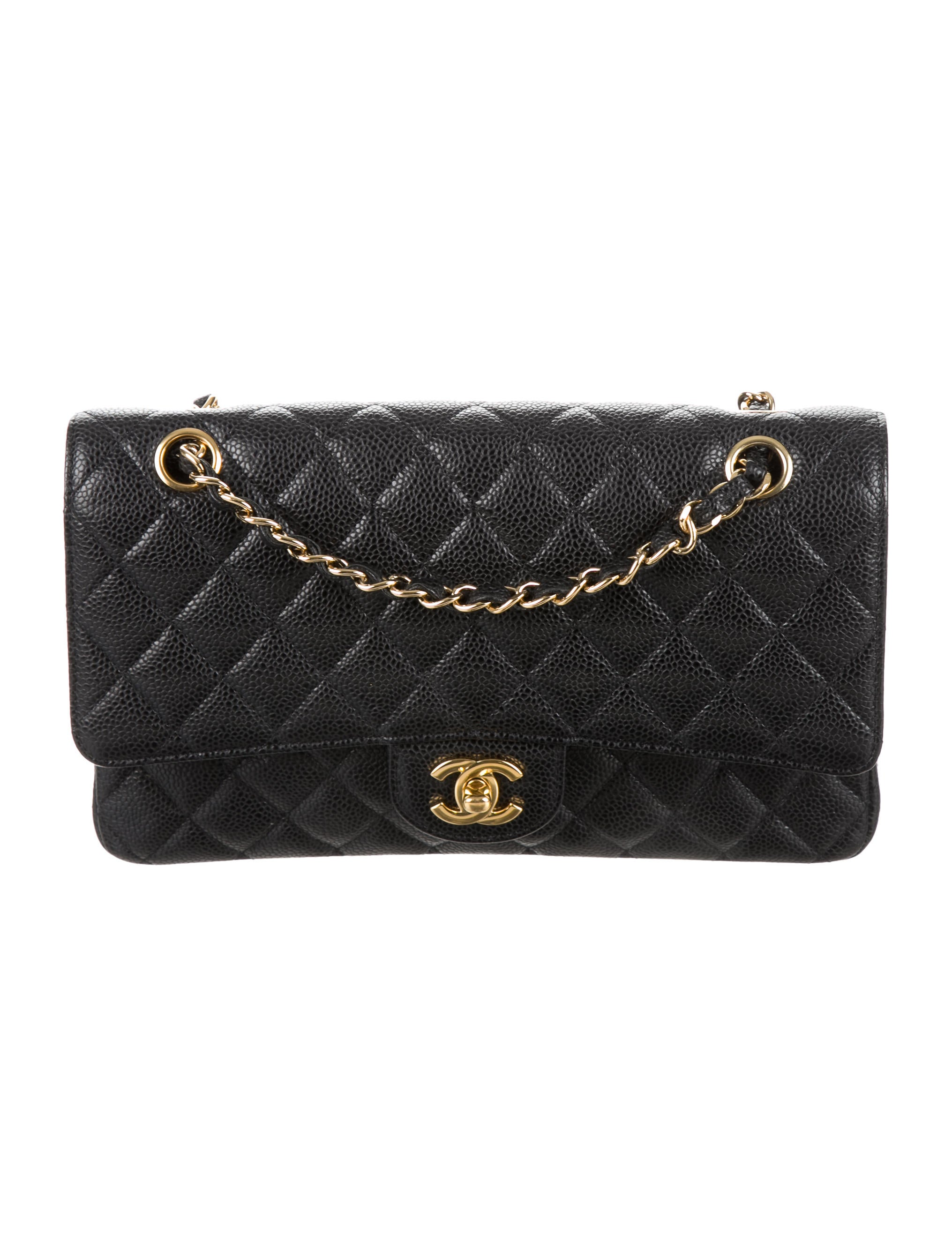 chanel classic medium flap bag handbags