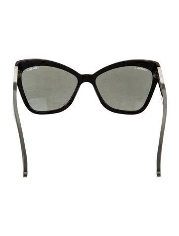 CC Cat-Eye Sunglasses