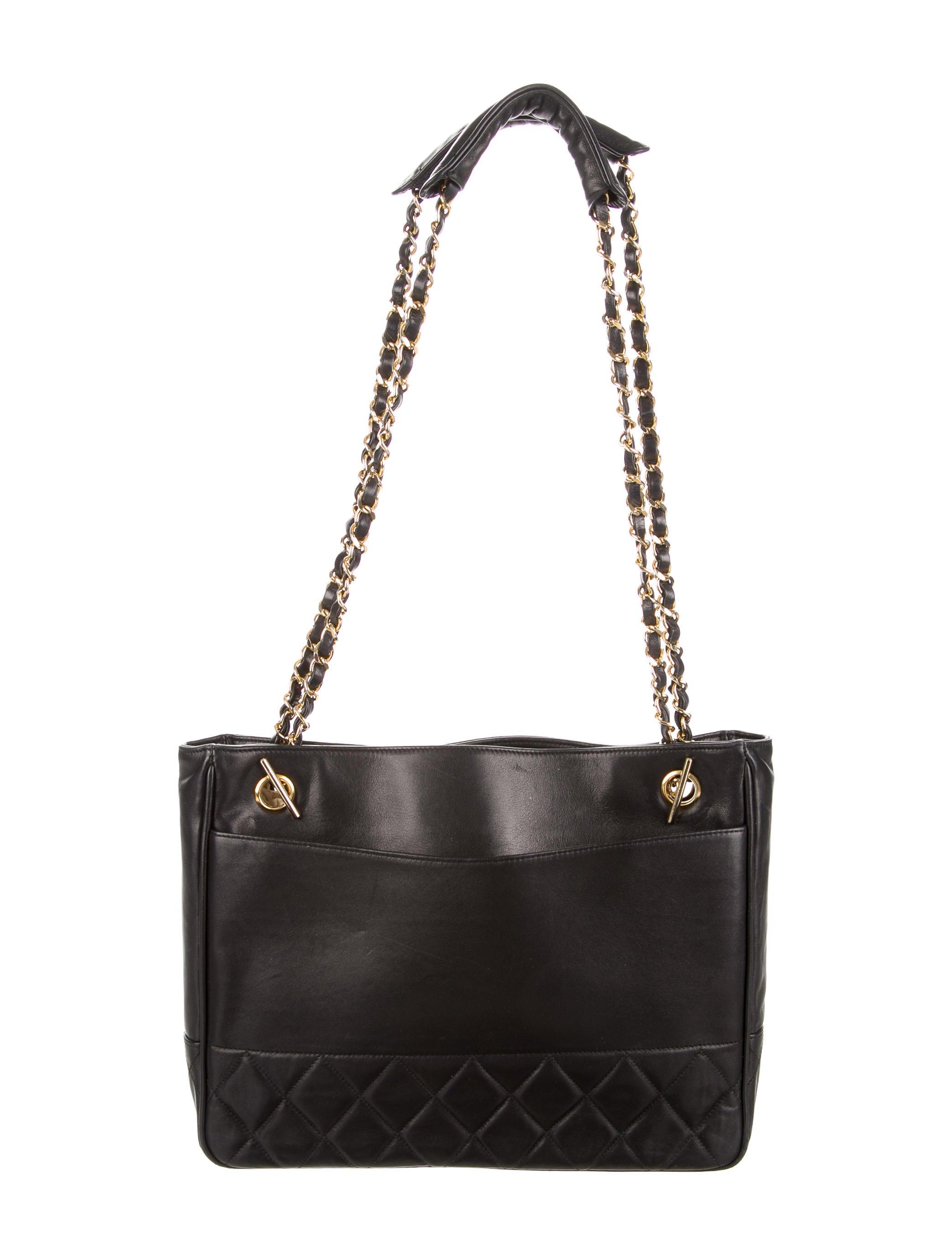 Chanel Vintage Shoulder Bag - Handbags