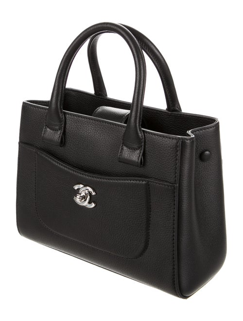 bc91e79dc904 Chanel Neo Executive Mini Shopping Tote w/ Tags - Handbags ...