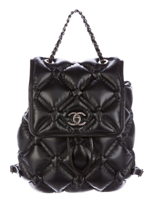 7532ad84deed Chanel 2017 Chesterfield Backpack - Handbags - CHA168394 | The RealReal