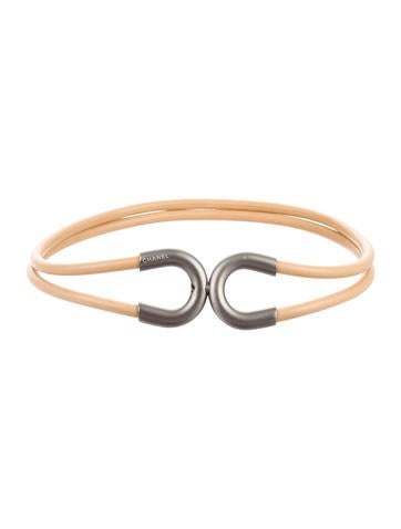 chanel leather cord belt accessories cha169312 the