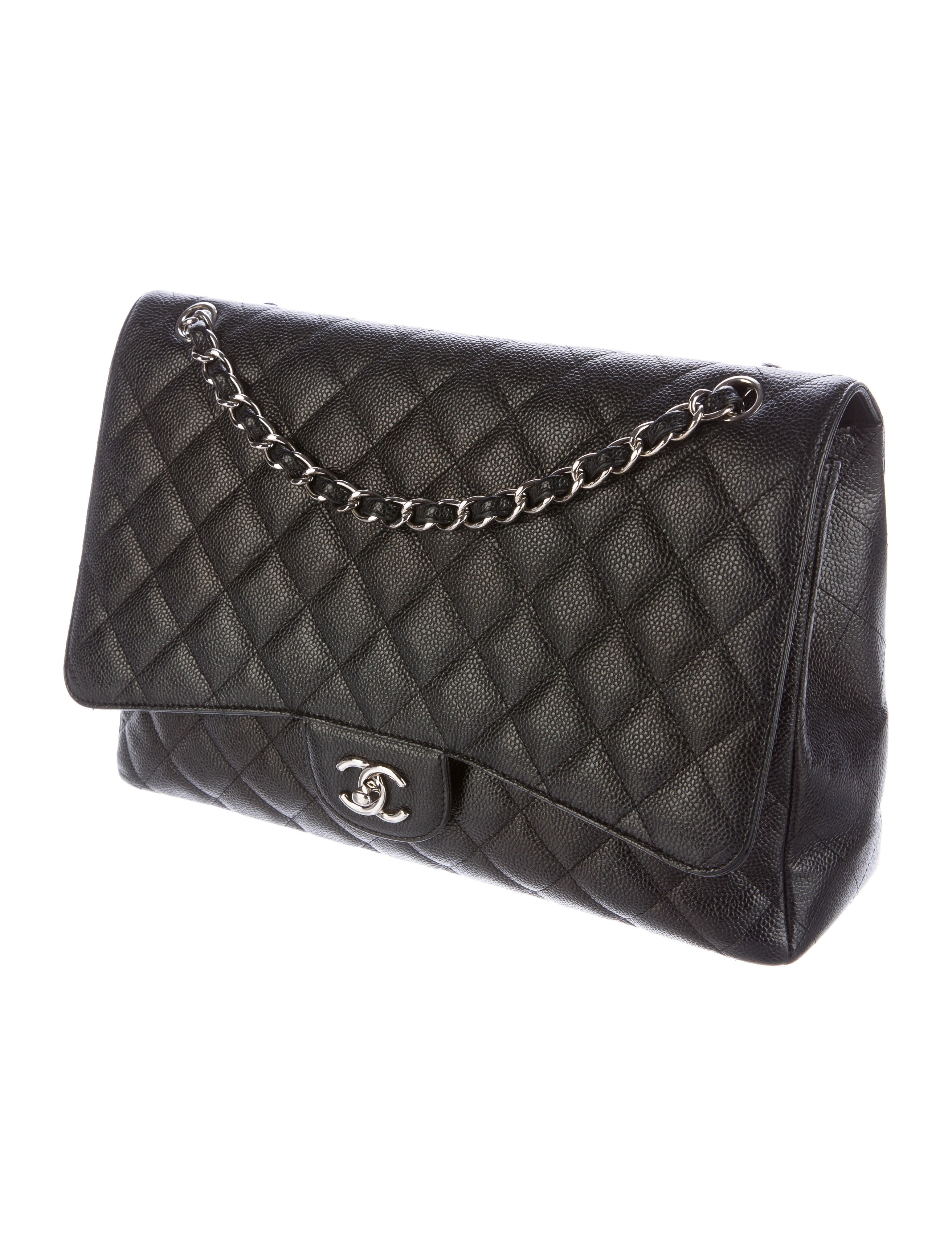 6df02c50ced2 Chanel Maxi Bags Not On Chanel Website. Chanel Classic Maxi Single Flap ...
