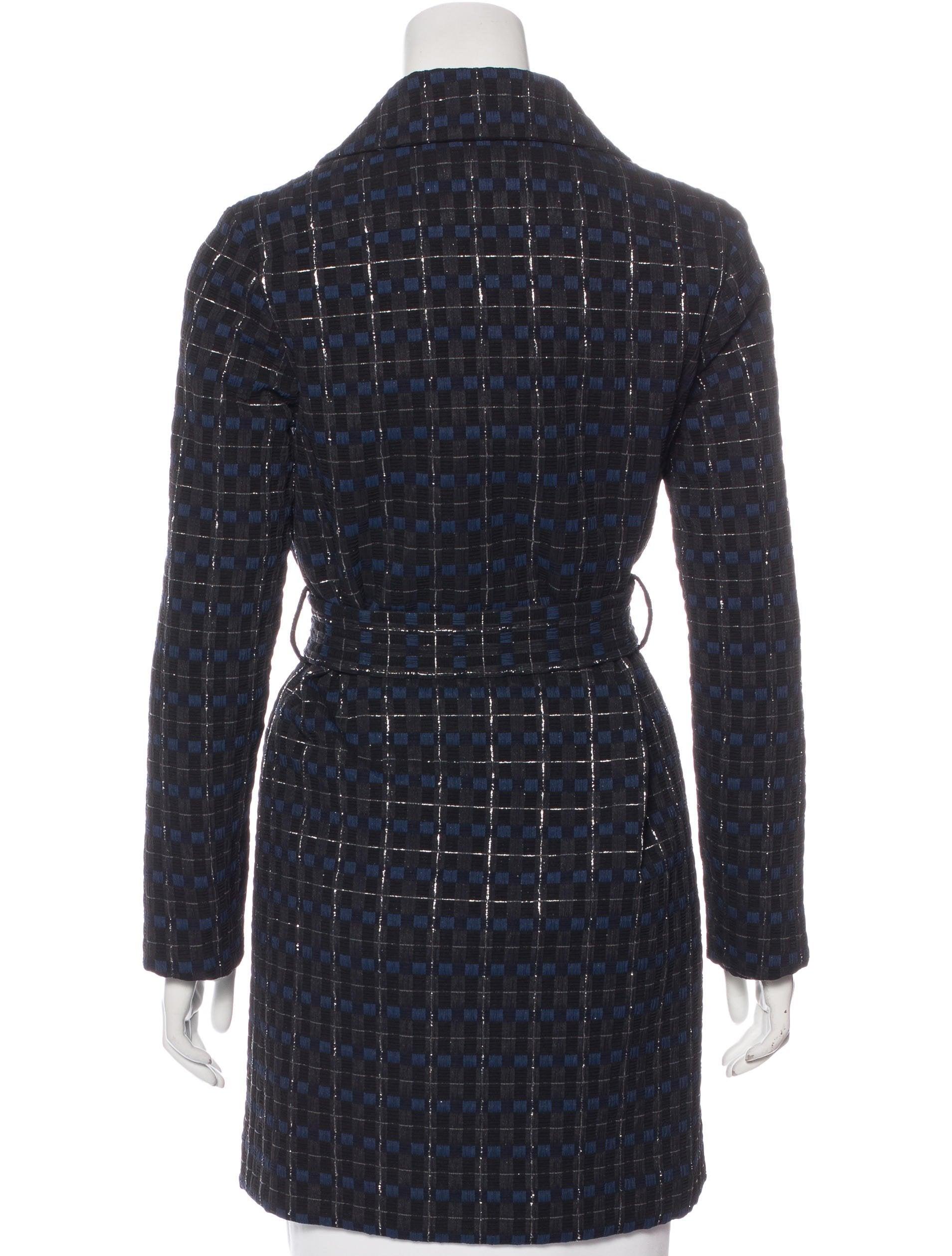13fb8e5c3ee7 Chanel 2016 Paris-Rome Metallic Coat w  Tags - Clothing - CHA169851 ...