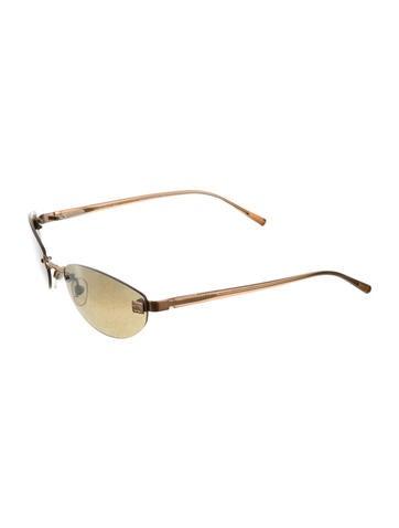 Rimless Chanel Glasses : Chanel Rimless CC Sunglasses - Accessories - CHA170232 ...