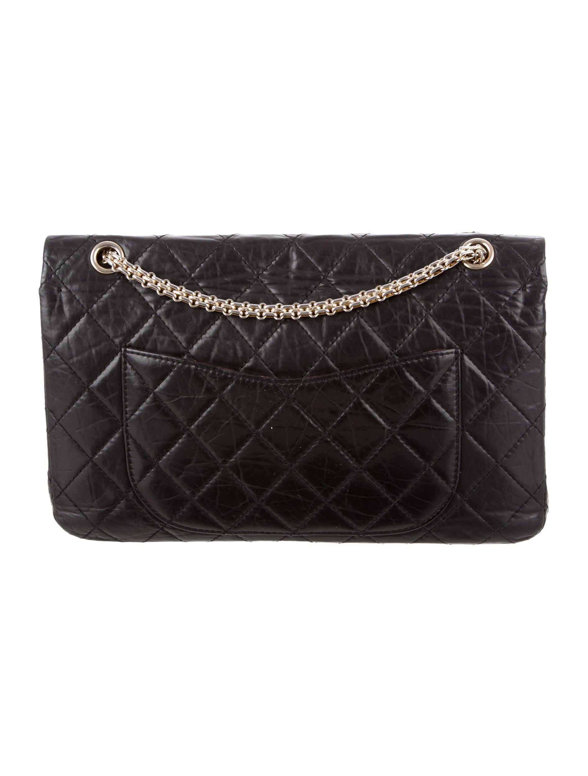 chanel anniversary 2 55 reissue 227 flap bag handbags