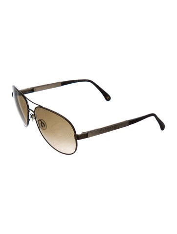 Chanel miroir aviator sunglasses accessories cha170379 for Collection miroir chanel