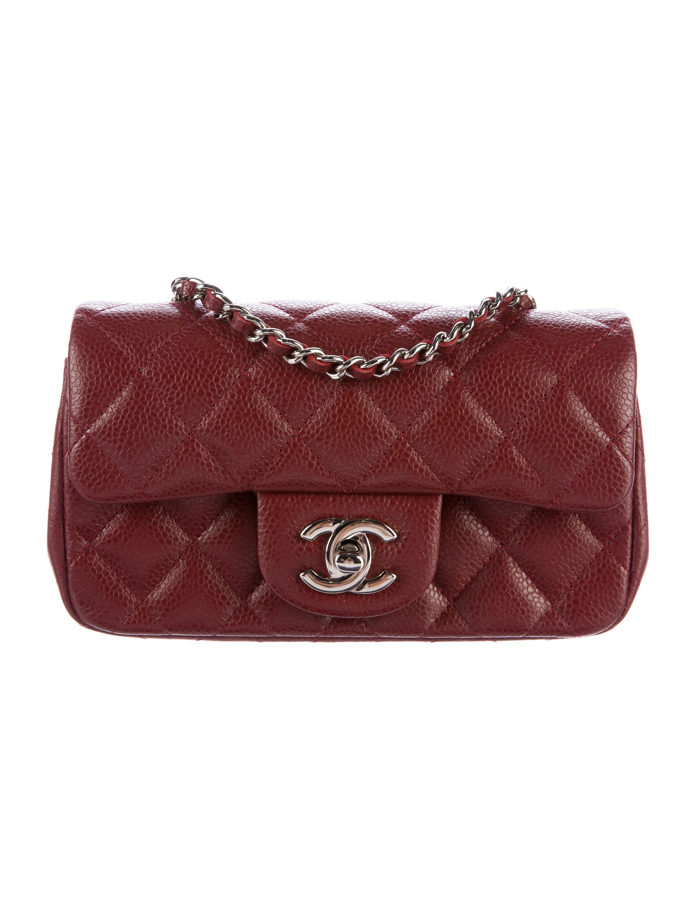 424b95adb41f Chanel Classic Extra Mini Flap Bag - Handbags - CHA170470 | The RealReal