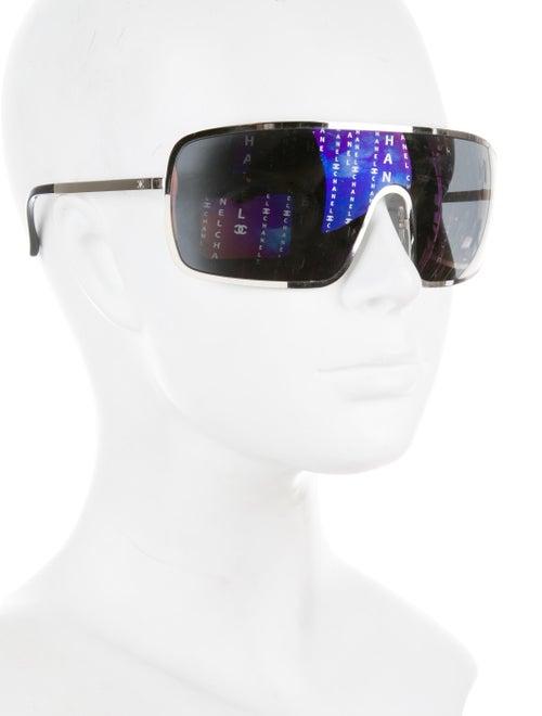 cd821bad6e4 Chanel 2017 Shield Runway Sunglasses - Accessories - CHA170617