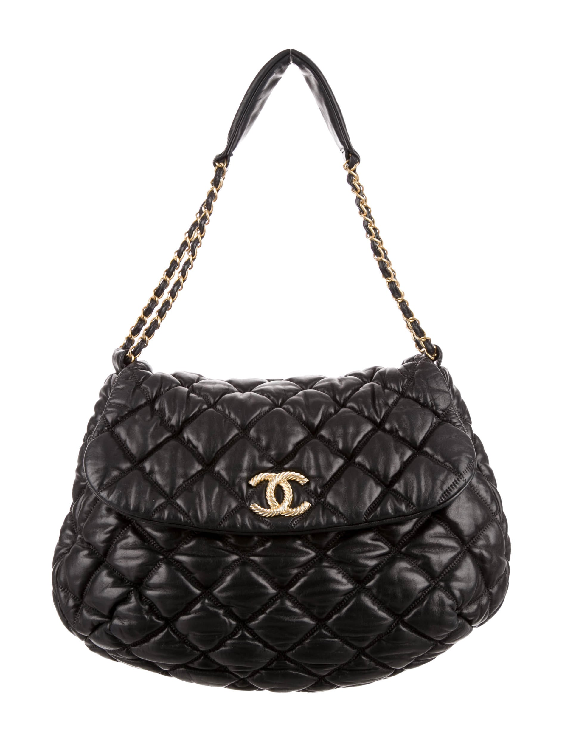 0bd13d94881c Chanel Paris-Moscou Bubble Quilted Bag - Handbags - CHA172389 | The ...