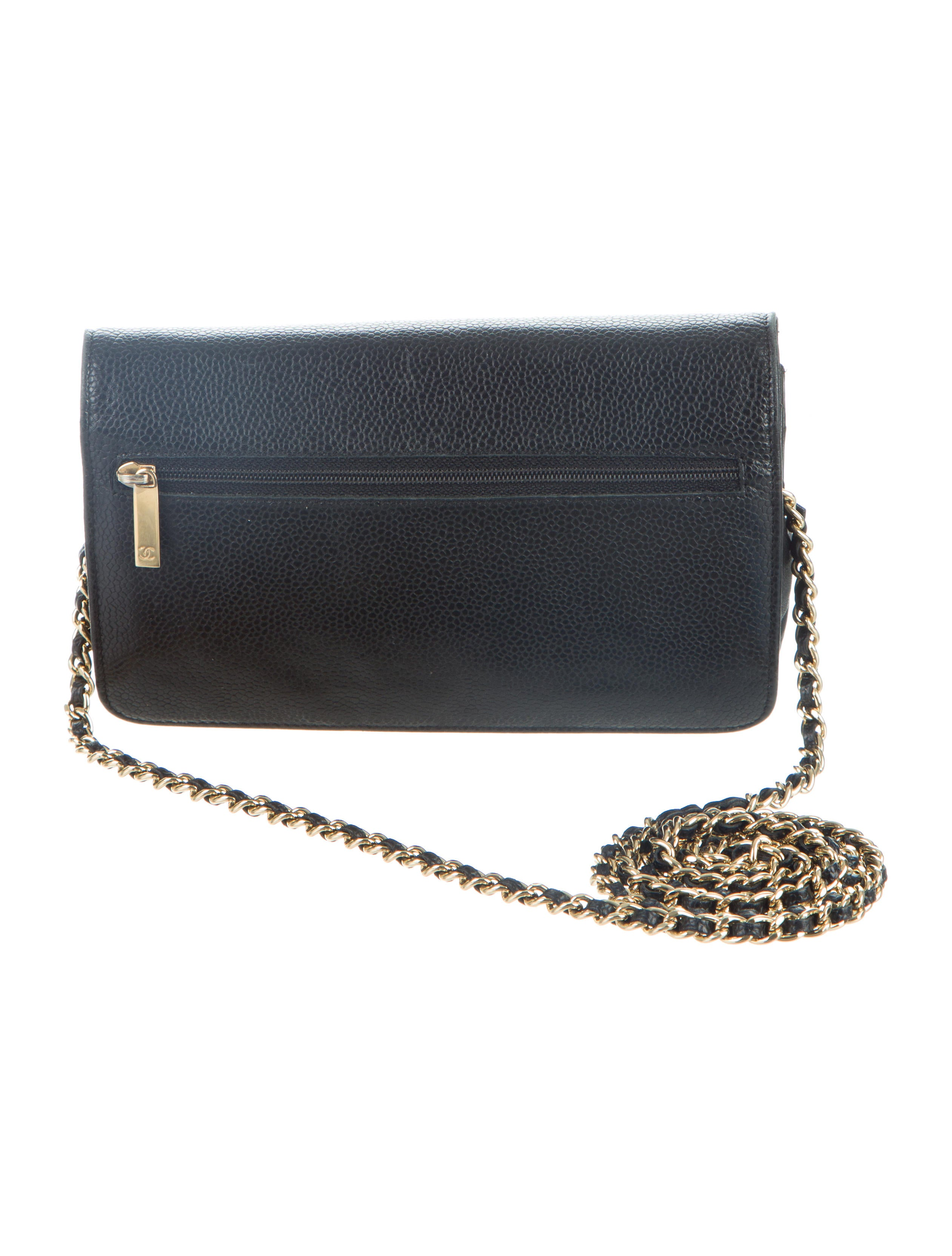 ad4d131ce51f Chanel Timeless Wallet On Chain - Handbags - CHA173168 .