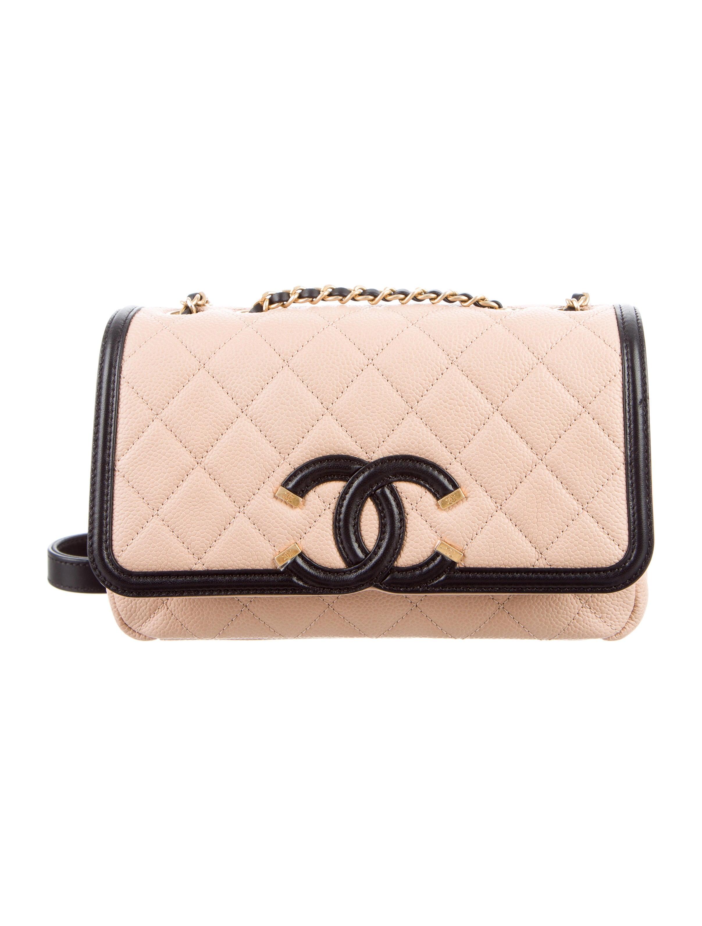 a5a4518abff0 Chanel 2017 CC Filigree Small Flap Bag w/ Tags - Handbags ...