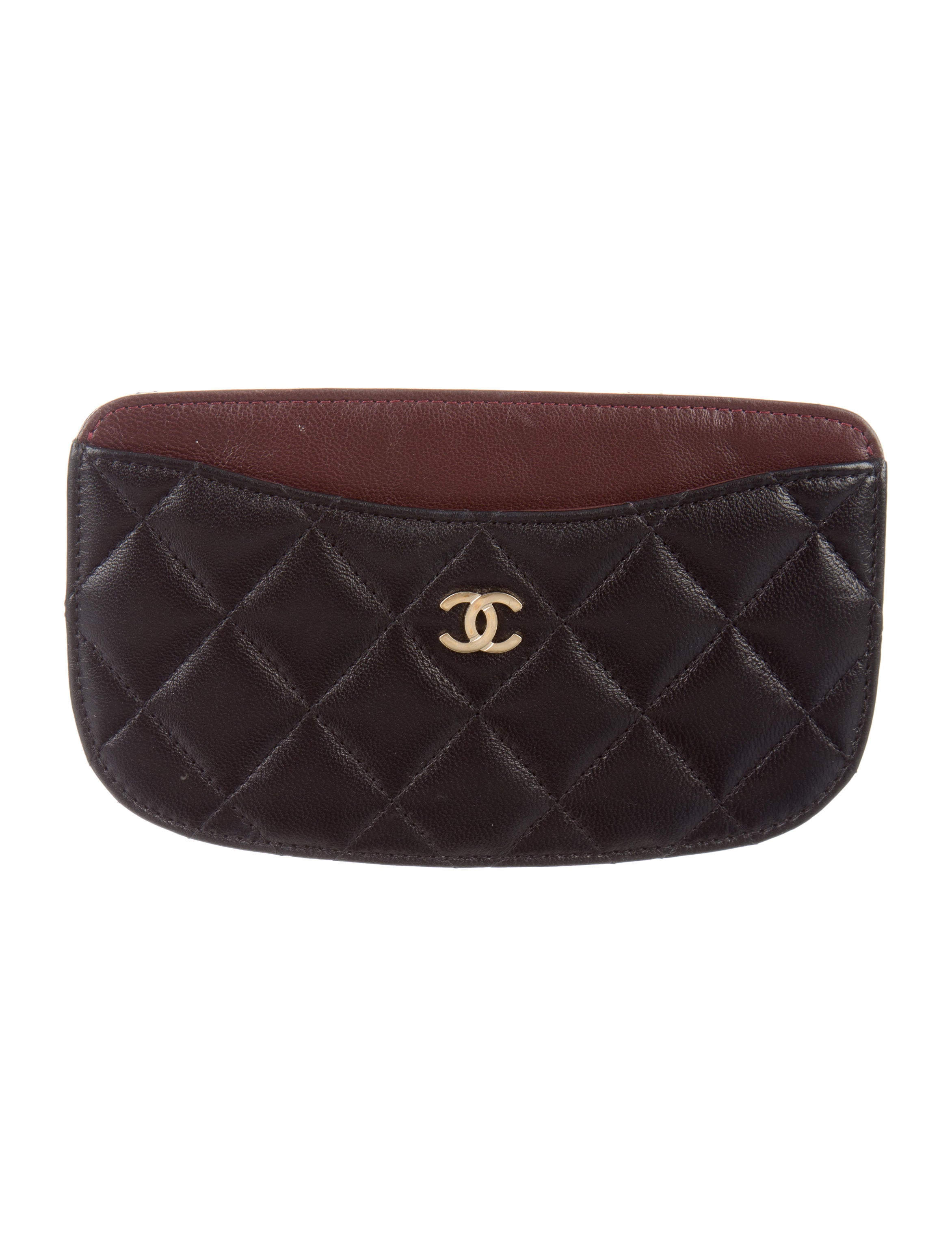 Chanel Quilted Card Holder - Accessories - CHA175140 | The ...