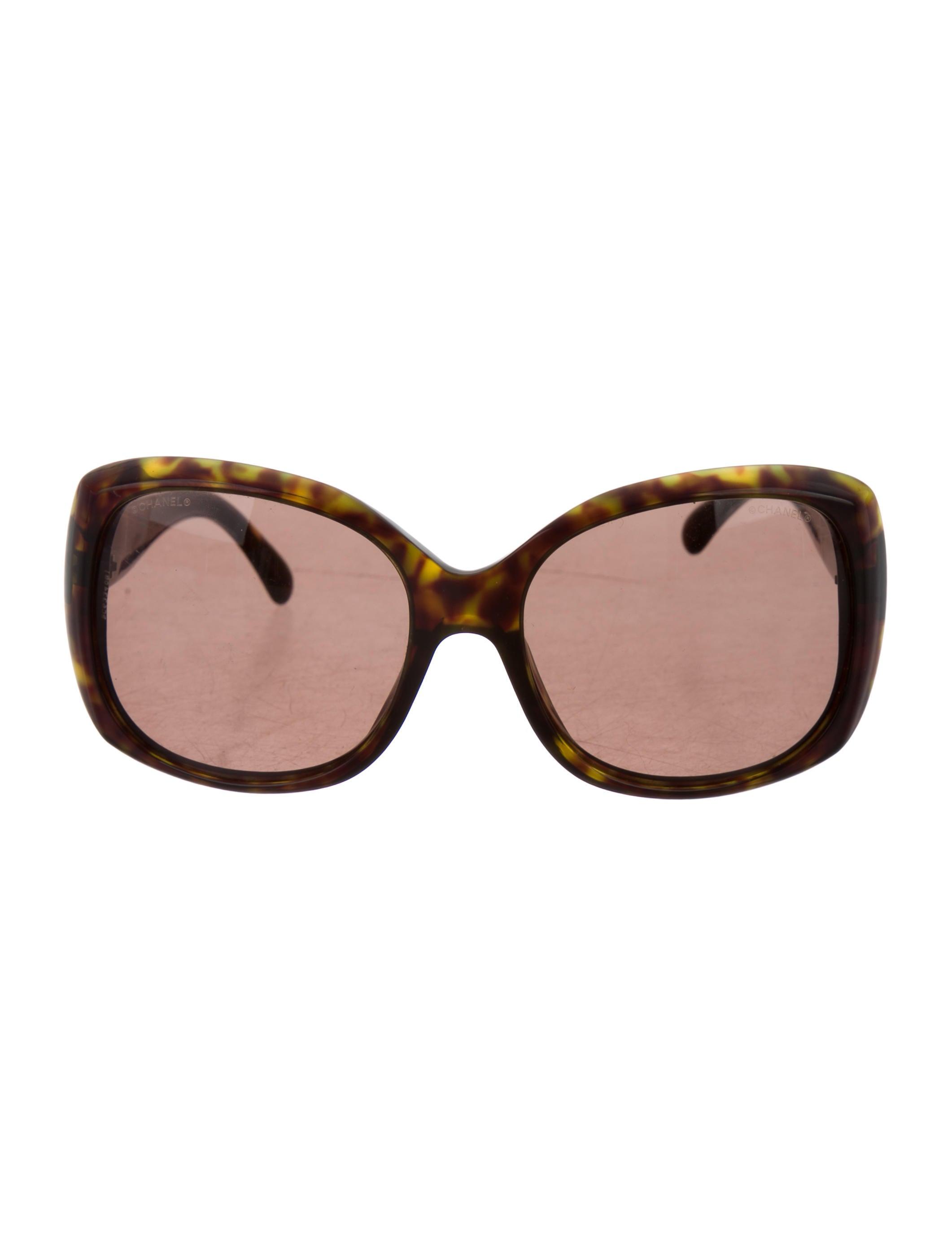 e8bd6e0f26403 Chanel Sunglasses Square Fall
