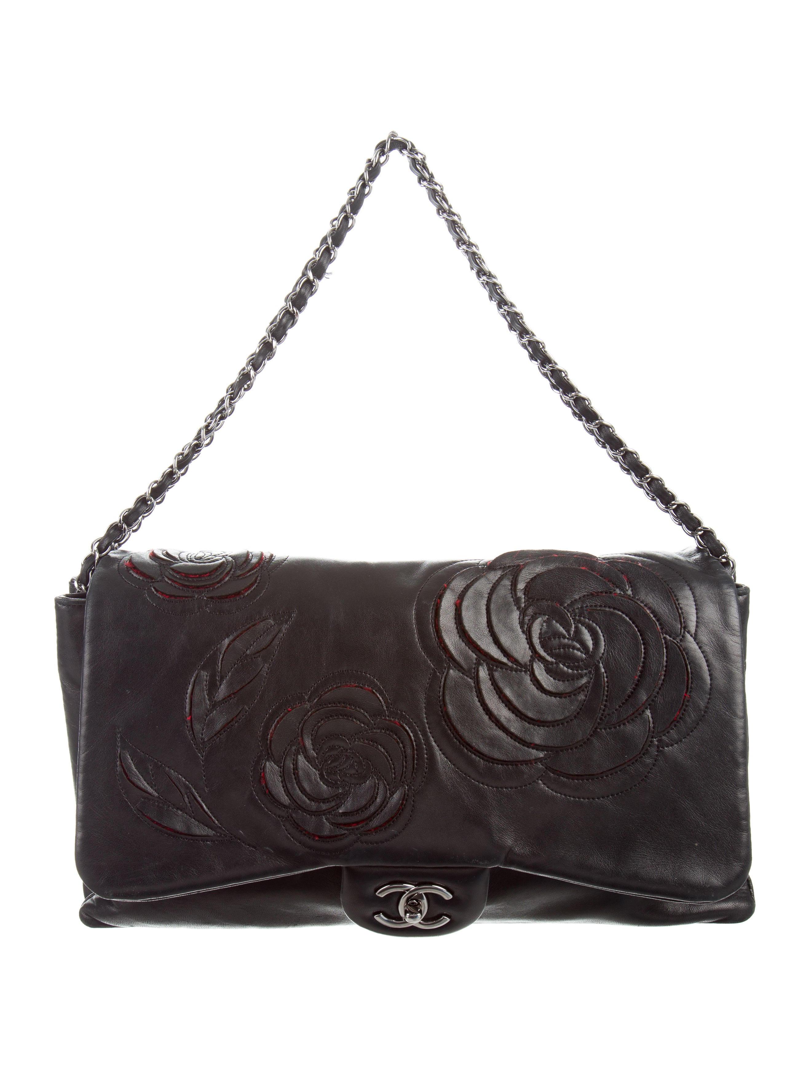 Chanel Petals Flap Bag - Handbags - CHA176038 | The RealReal