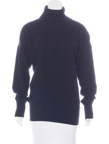 Chanel Turtleneck Cashmere Sweater None