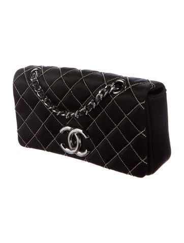 674c649c2b40 Chanel Extra Mini Flap Bag Black | Mount Mercy University
