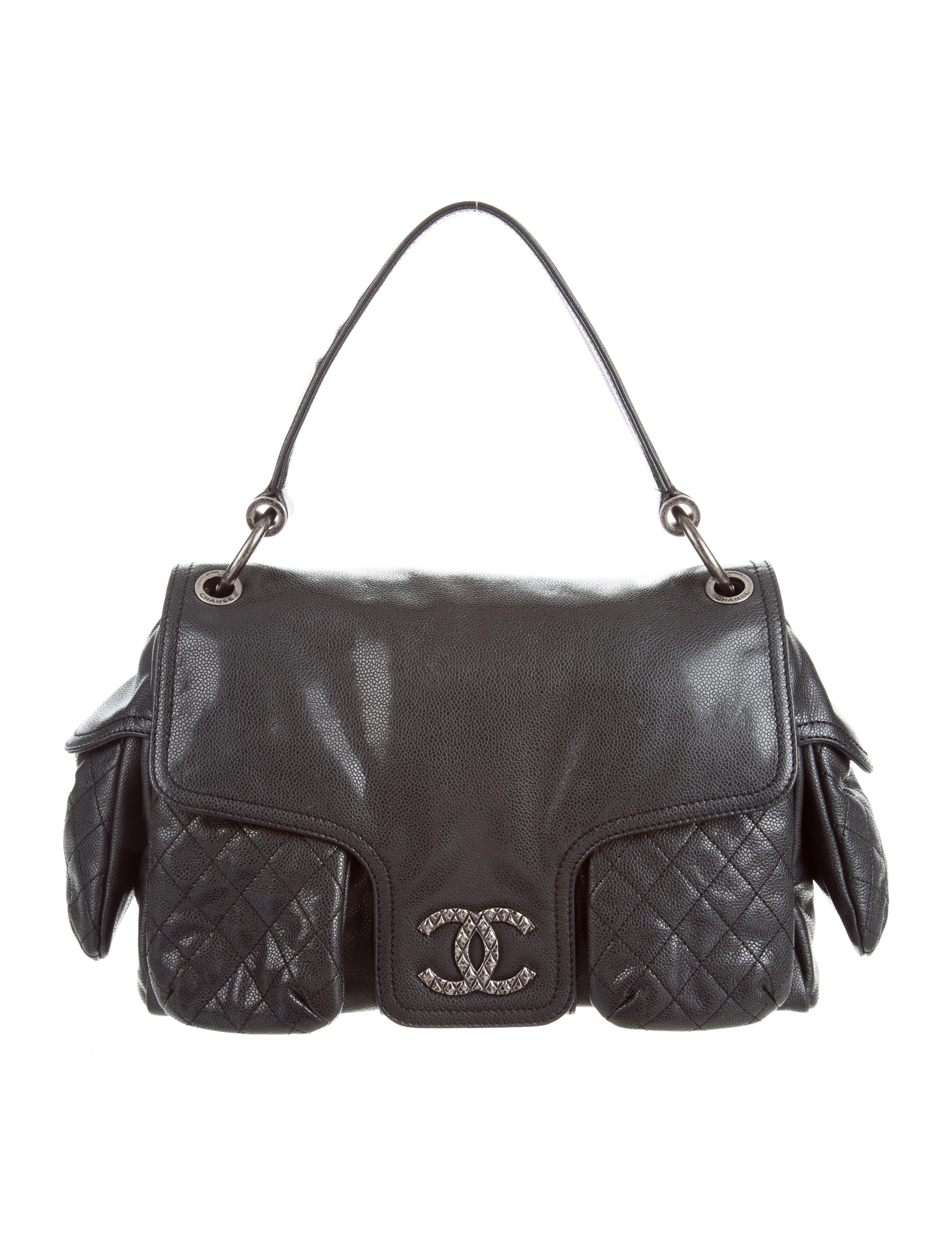 c6bda7f7eed679 Chanel Coco Rider Flap Bag - Handbags - CHA178342 | The RealReal