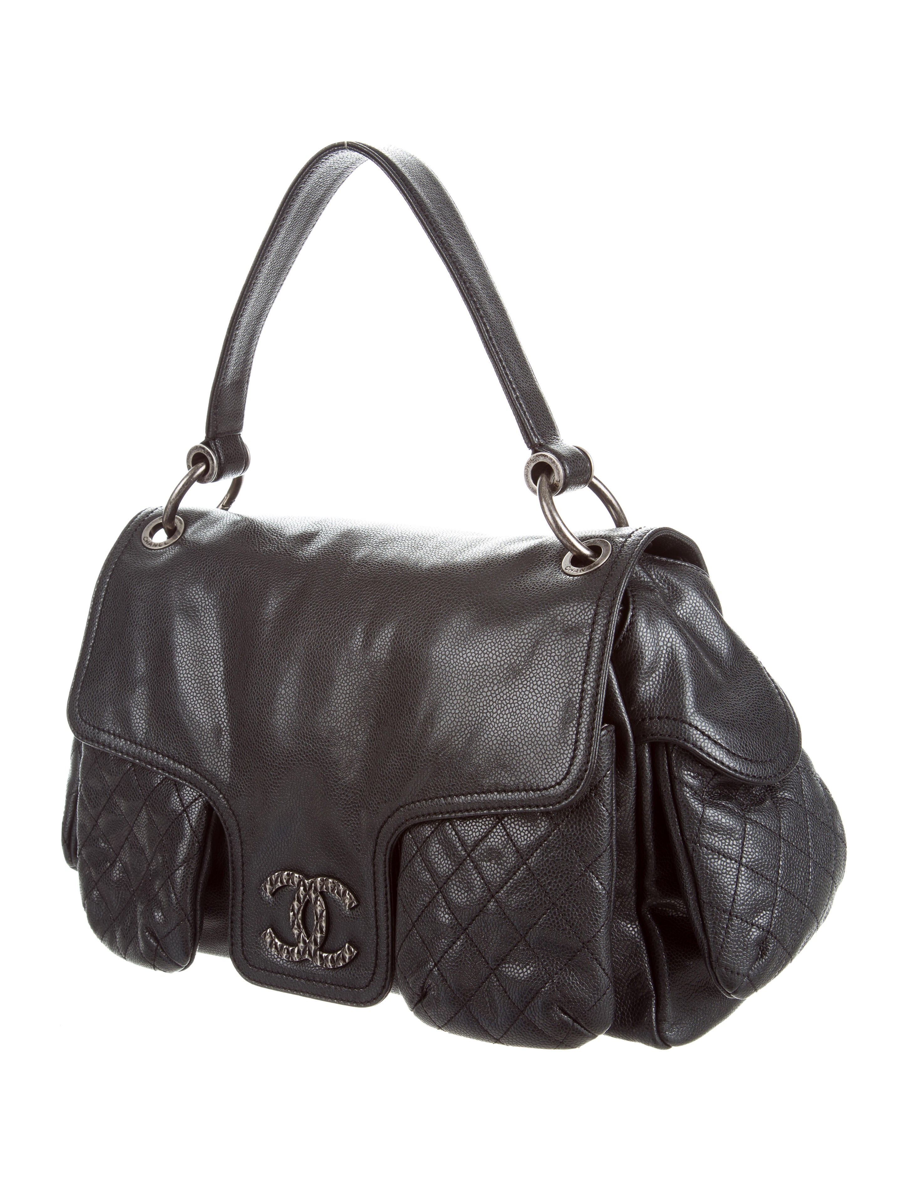 Chanel Coco Rider Flap Bag - Handbags - CHA178342 | The ...