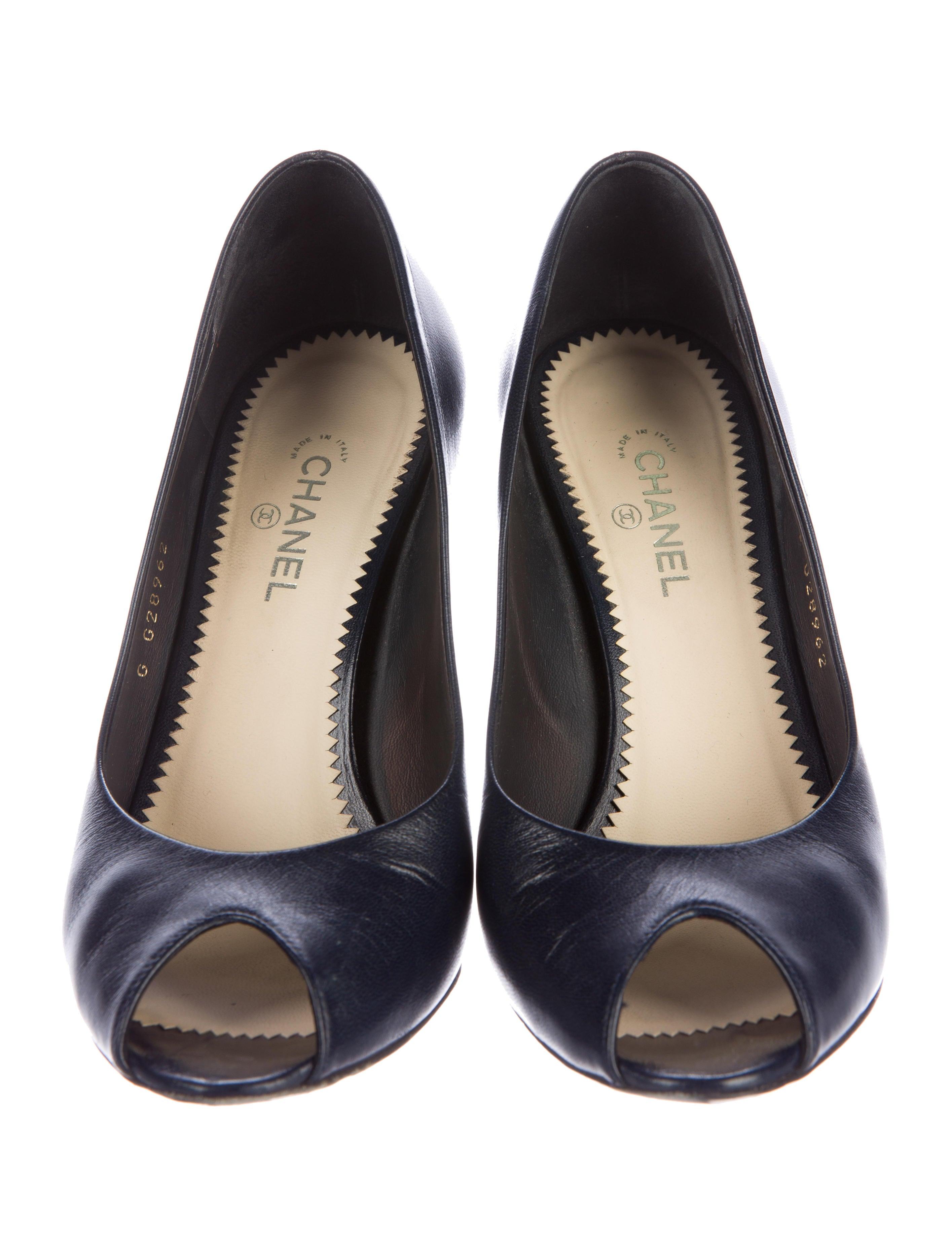 5de433d7c3 Chanel Booties With Pearls | MIT Hillel