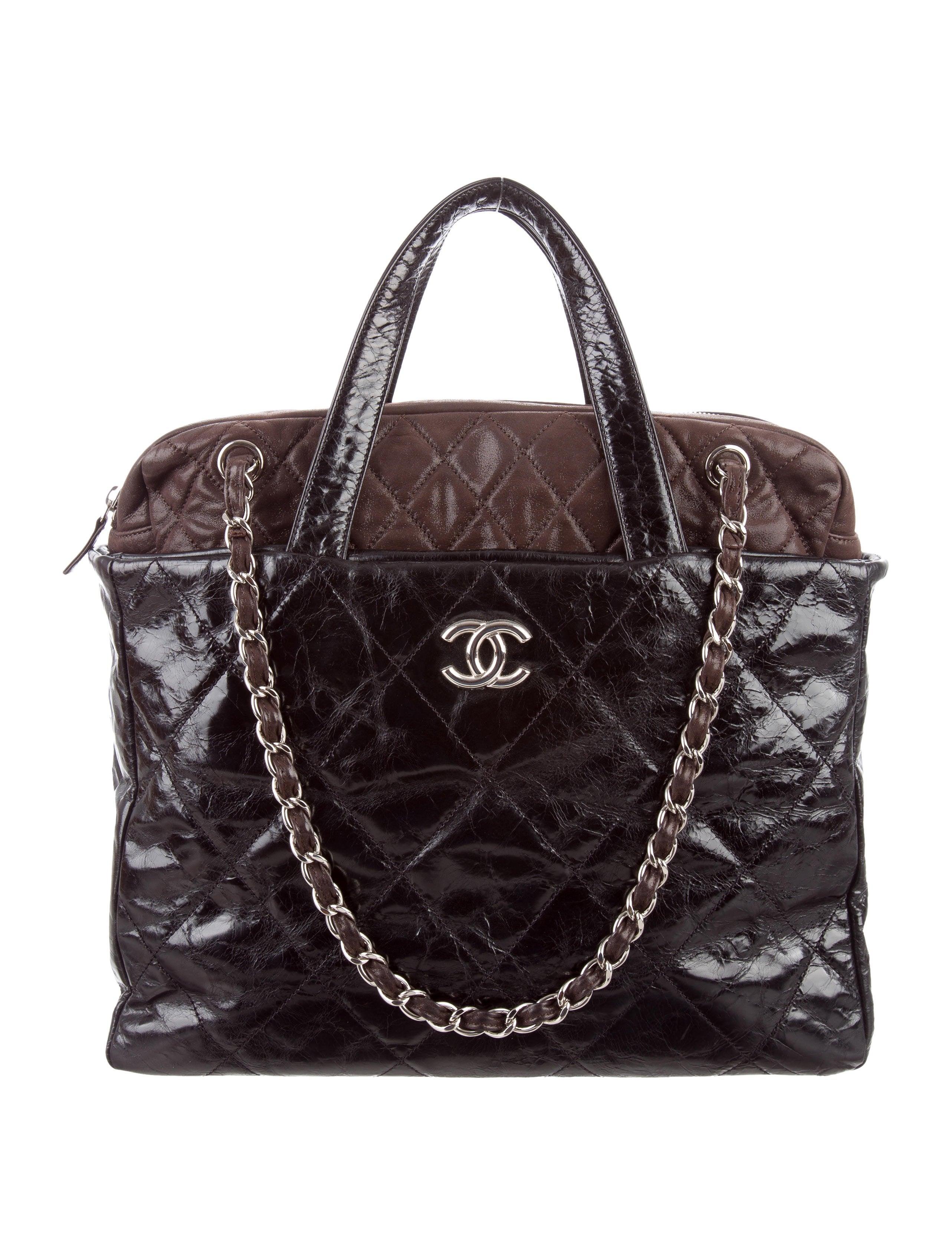 a9f403e9443e Chanel Portobello Tote - Handbags - CHA179481 | The RealReal
