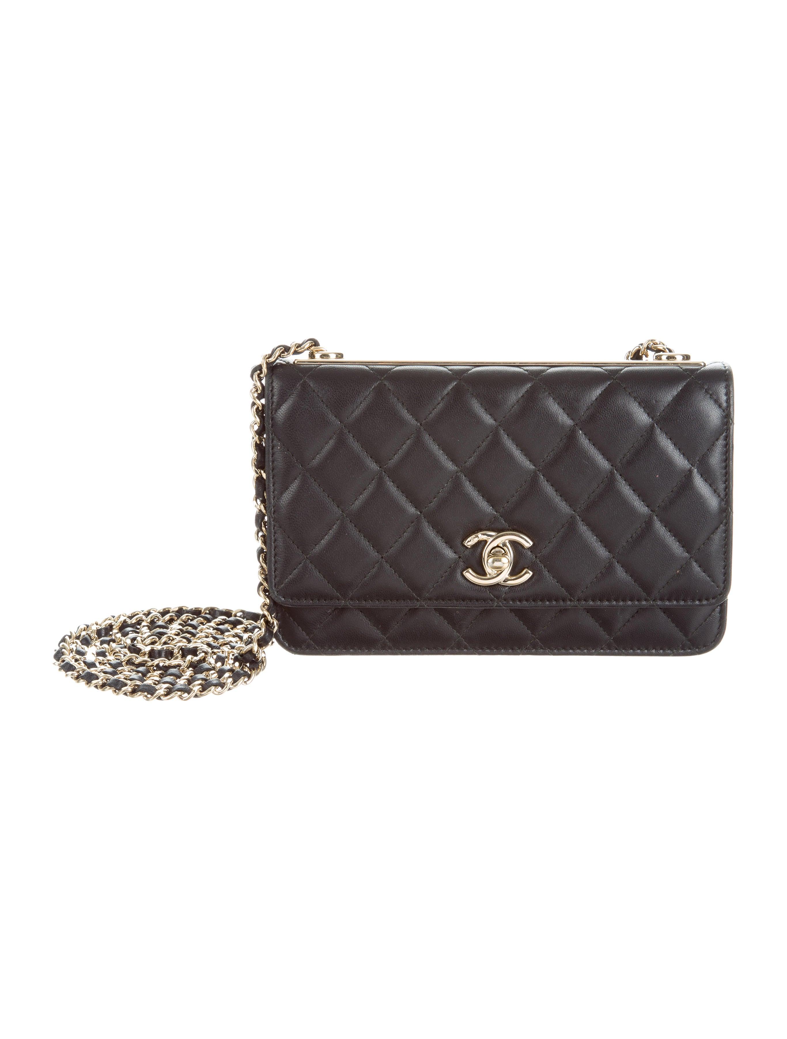 9b00266946c3 Chanel 2017 Trendy CC Wallet On Chain - Handbags - CHA180727
