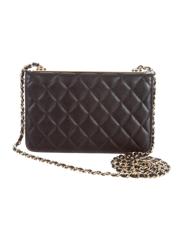 b3ce88384fc6 Chanel 2017 Trendy CC Wallet On Chain - Handbags .